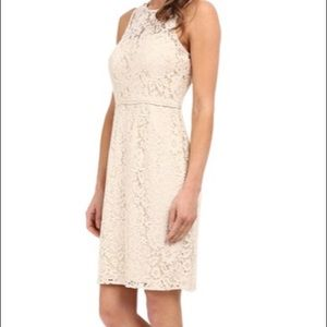 Donna Morgan Sleeveless lace dress